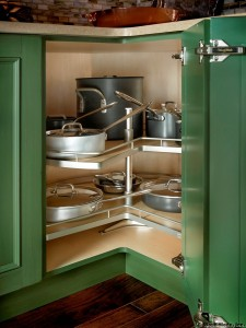 custom kitchen storage solutions
