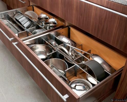 unique kitchen storage solutions