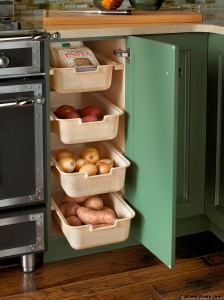 custom kitchen storage whitefish mt