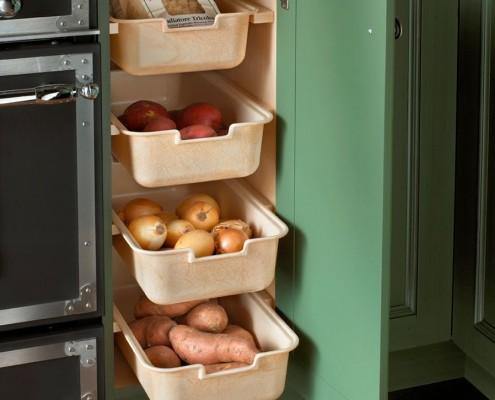 custom kitchen storage whitefish mt