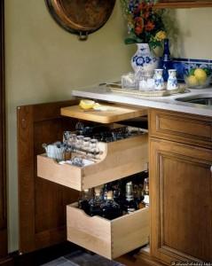 kitchen storage ideas montana home