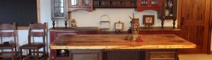custom wood furniture montana