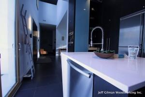 custom designed kitchen cabinets