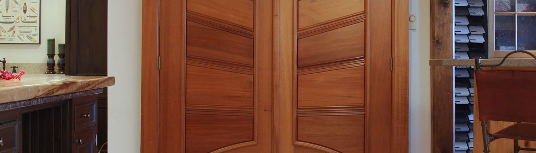 hand-made Montana doors