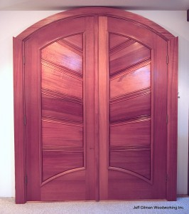custom doors montana
