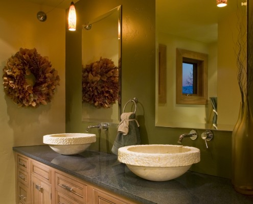 montana custom bathroom cabinetry