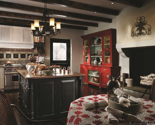 yellowstone club custom cabinets