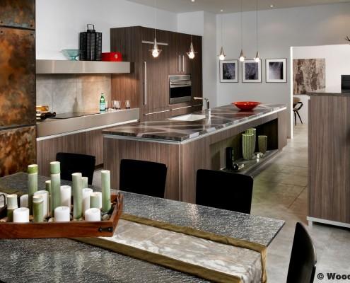 custom modern cabinets