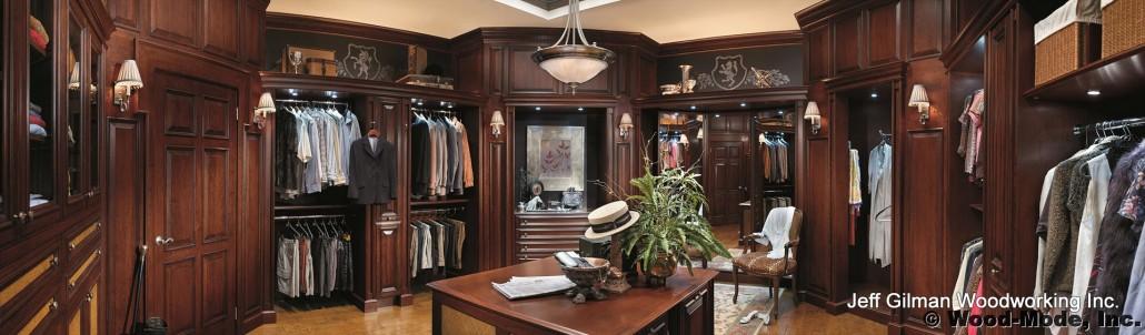 ... Custom Closet Cabinets ...