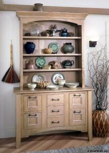 wood-mode custom furniture dealer
