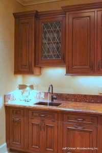 custom kitchen cabinets in montana