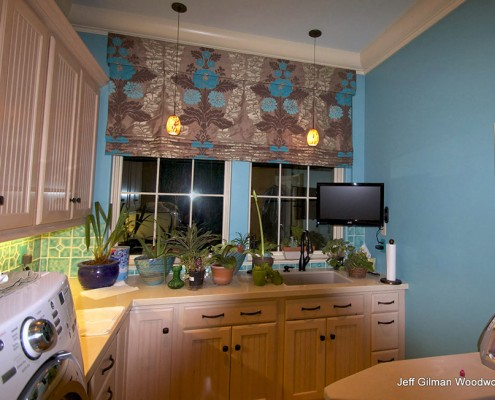custom cabinet designers in montana