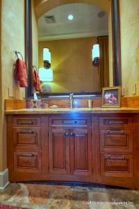 montana bathroom cabinetry