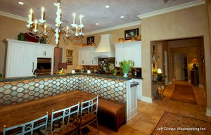 custom kitchen cabinets mt