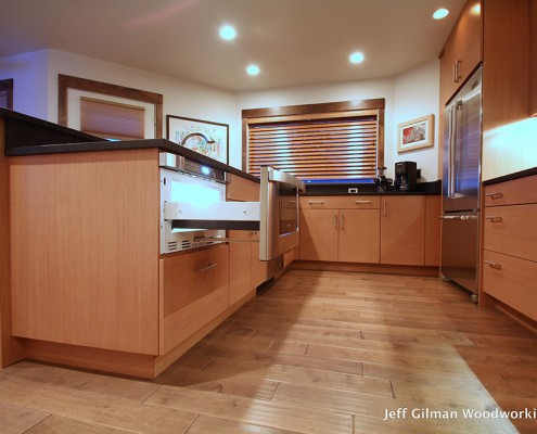 custom kitchen cabinetry in whitefish