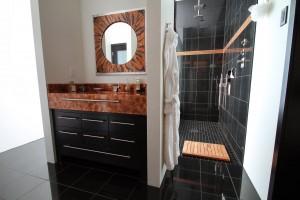 modern custom cabinetry