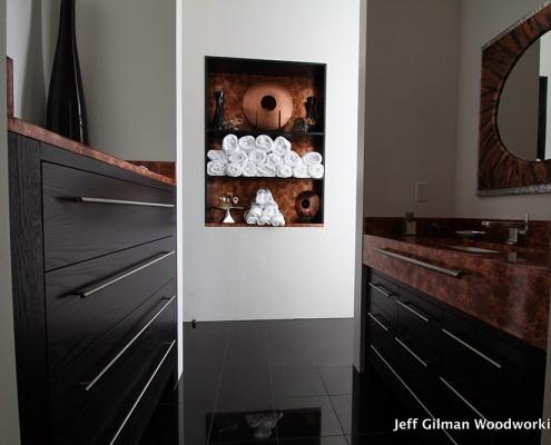 montana bathroom cabinets