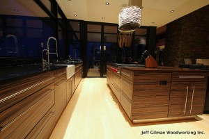 contemporary cabinet design
