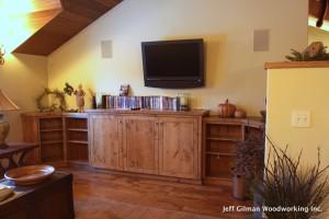 flathead lake custom cabinets