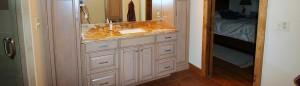 custom bathroom cabinet makers whitefish