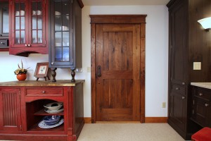 custom doors and entryways