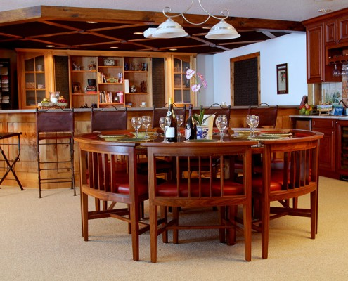 custom furniture makers in montana