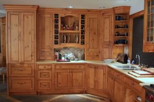 whitefish custom kitchen cabinets