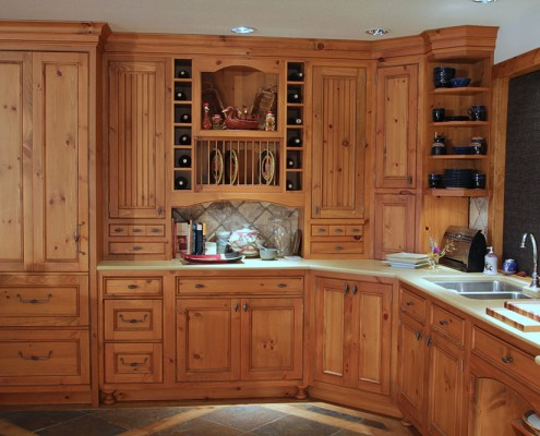 whitefish custom kitchen cabinets