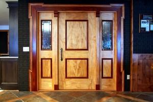 custom doors and entryways montana