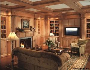traditional wood furniture design montana