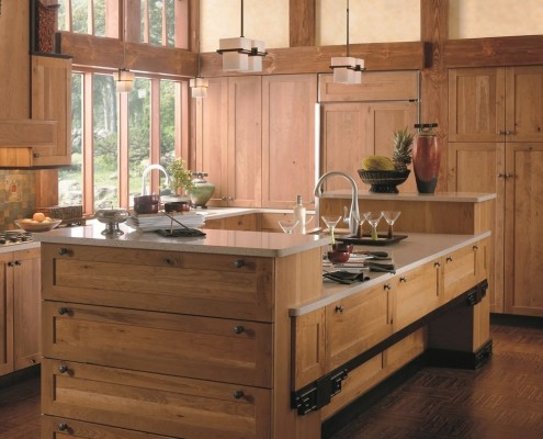 wood-mode custom cabinet dealers