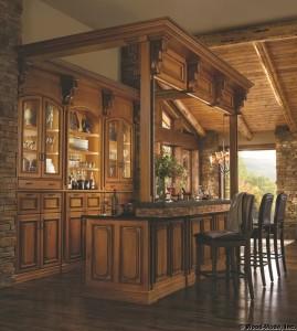hardwood furniture design in montana