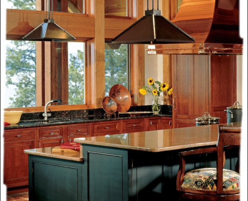 montana craftsman kitchen cabinets