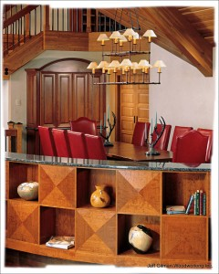 hand-crafted wood furniture montana
