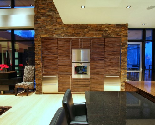 flathead lake custom kitchen cabinetry