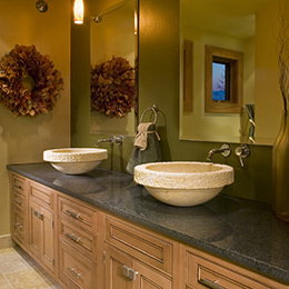 custom bath cabinetry whitefish