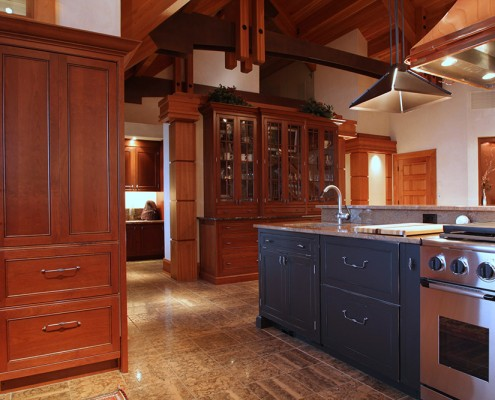custom kitchen cabinet maker