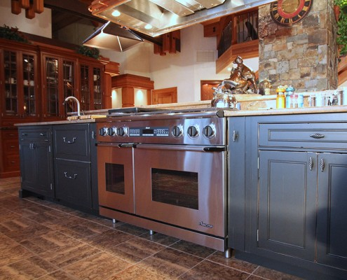 kitchen cabinet makers bigfork montana
