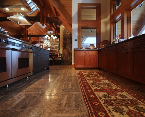 custom kitchen cabinets bigfork mt