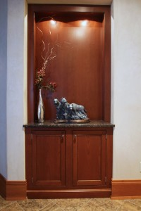 hand-made wood furniture montana
