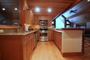 kitchen cabinets bigfork