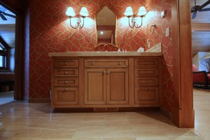 bathroom cabinetry mt
