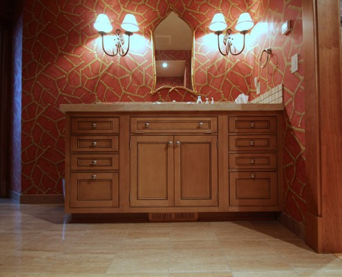 bathroom cabinetry mt